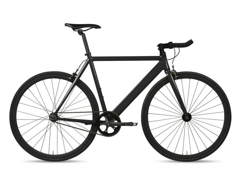 Fixie-Fahrrad Track Bullhorn