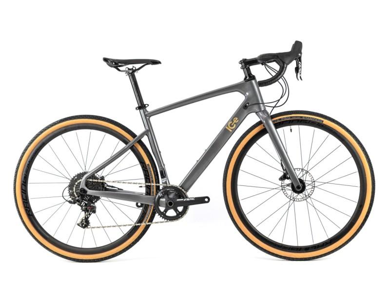Gravel Bike ICe GV10 SRAM...