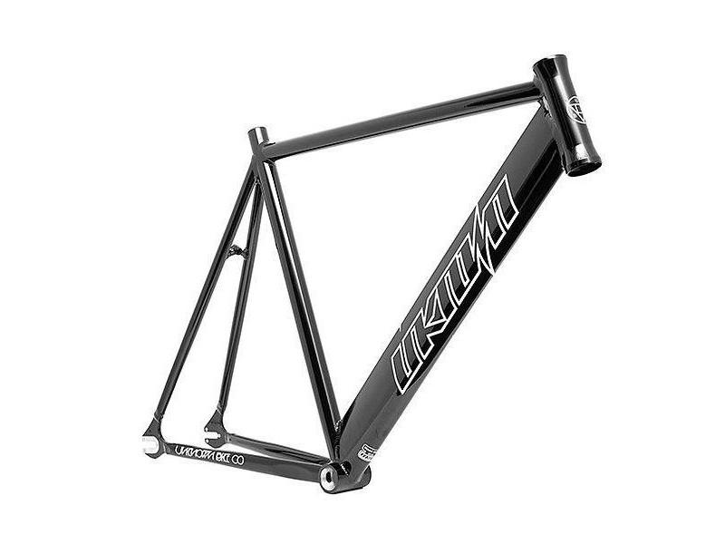 Fixie Rahmen Aluminium...