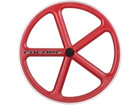 Fixie-Rad Encore Farbe Rot