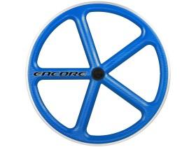 Fixie-Rad Encore Farbe Blau