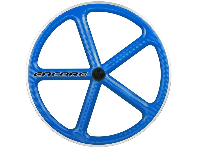 Rueda Fixie Encore Color Azul