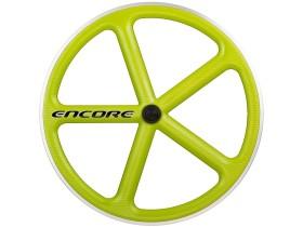 Fixie-Rad Encore Farbe Limette