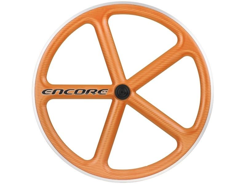 Fixie-Rad Encore Farbe Orange